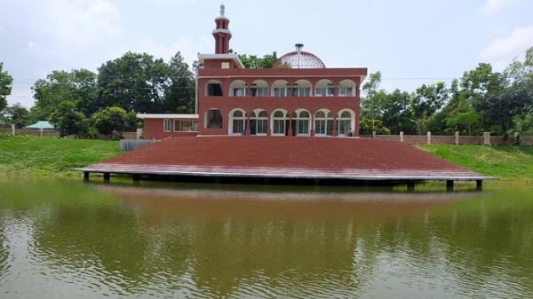 সিরাজগঞ্জের সবচেয়ে সুন্দর মসজিদ