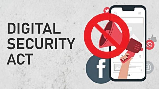 Digital Security Act: A farmer, far from internet, on the run